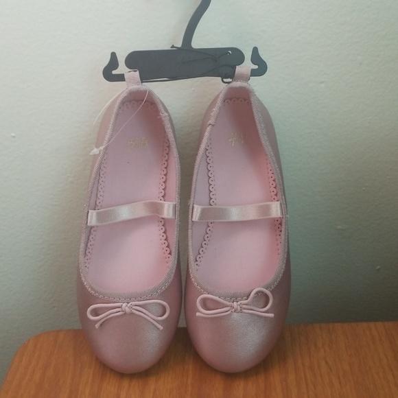 Hm Kids Girls Toddler Ballet Flats